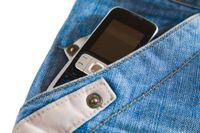 Pocket-phone